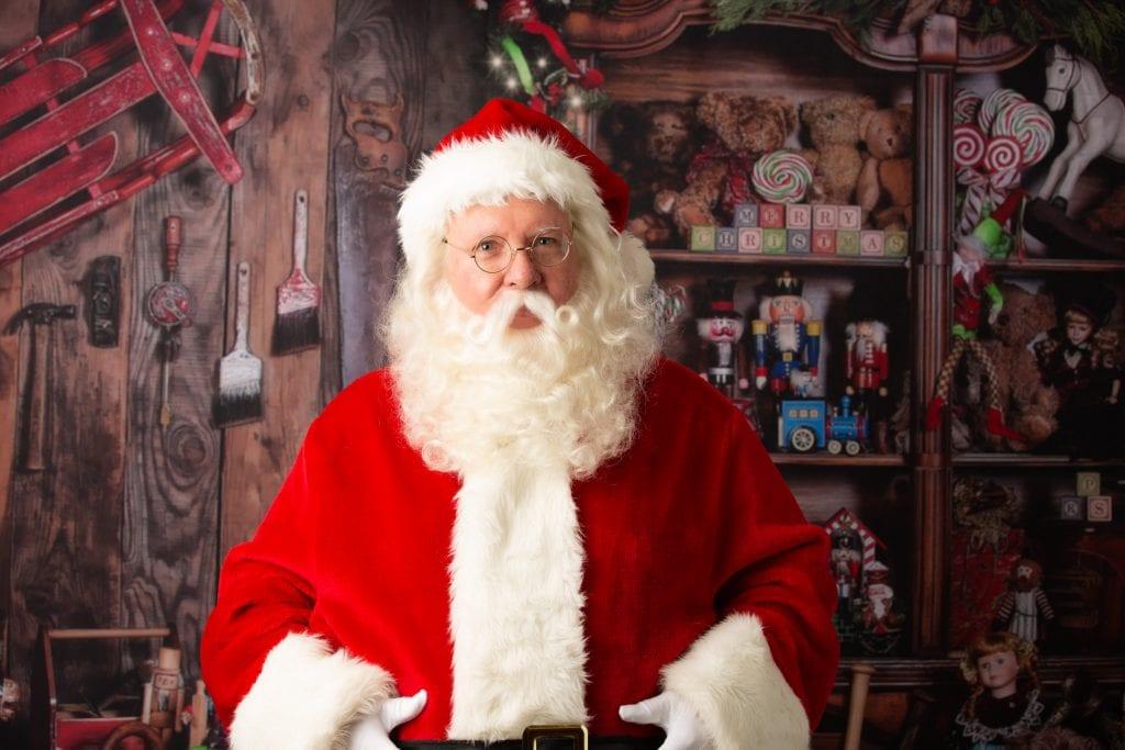 Edmonton Santa Claus