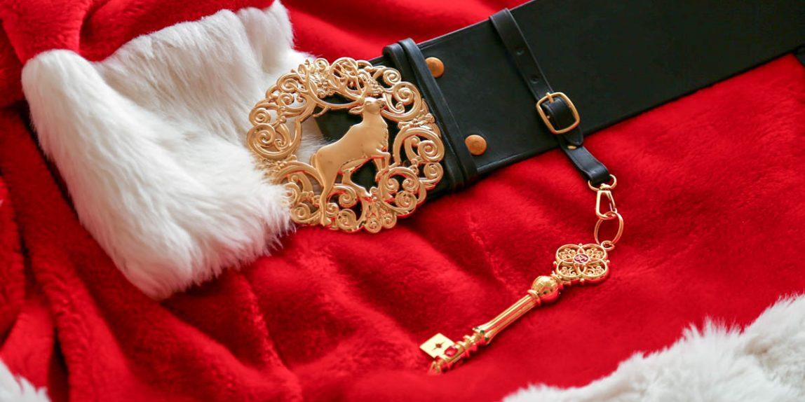 Santa Claus Edmonton